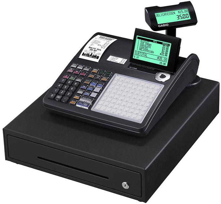 SE-C3500 Cash Register