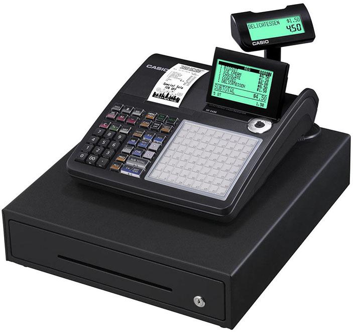 SE-C450 Cash Register