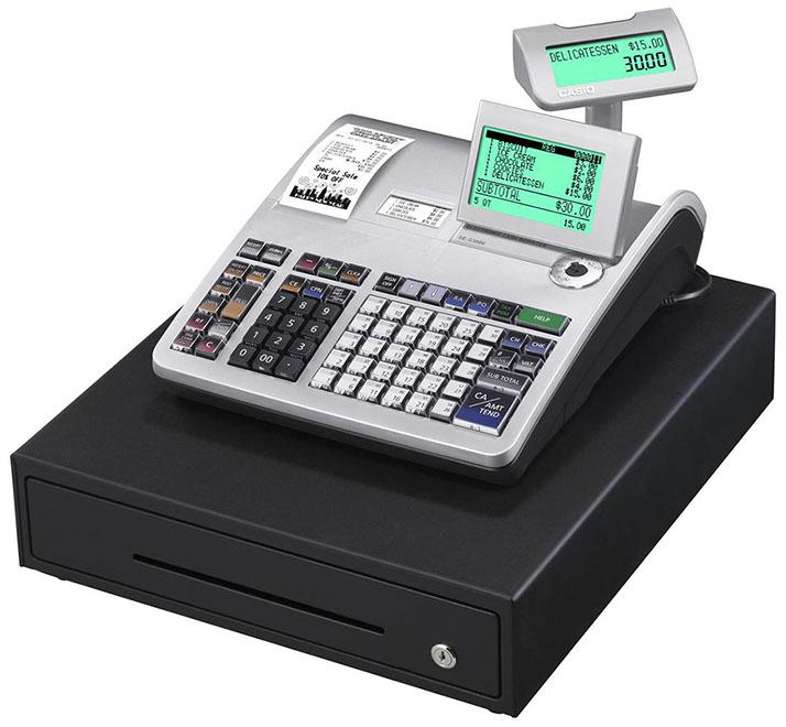 SE-S3000 Cash Register
