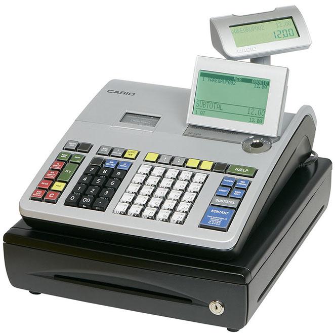 SE-S400 Cash Register
